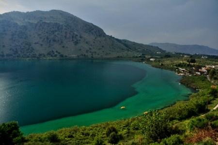 Crete - Lake Kourna